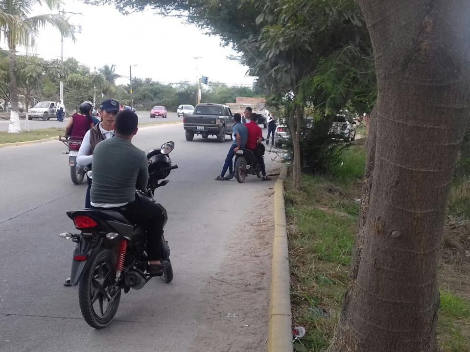 Continúan operativos contra  motocicletas irregulares