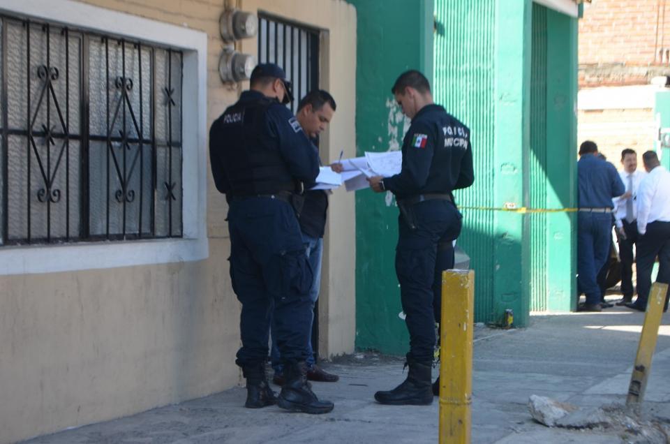 ROBO A LA DEPENDENCIA FEDERAL…    Allanan oficinas de  la CFE en El Pitillal