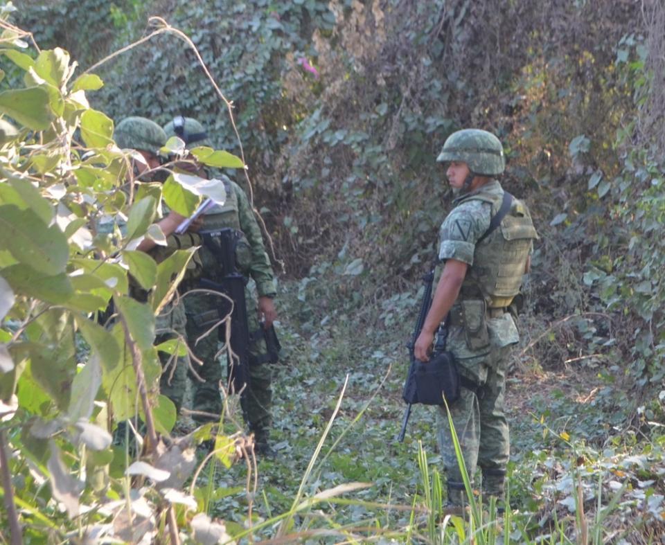 CONSTERNACIÓN EN VALLARTA…    Localizan militares cadáver  sepultado; podría ser Daniela