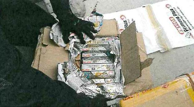Aseguran en Puerto  Vallarta mil cartuchos