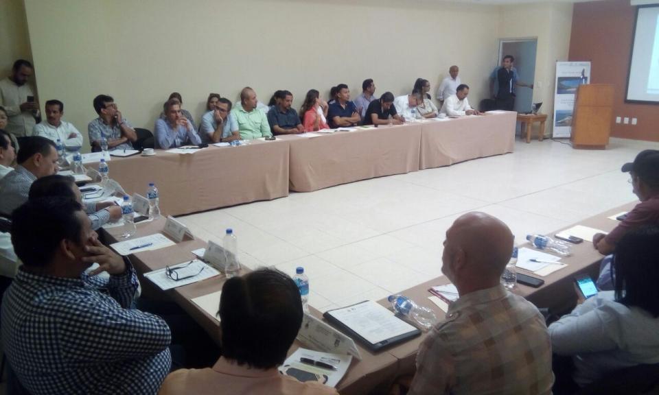 LXXXII Sesión Ordinaria Comité Internacional de Playas Limpias Jalisco-Nayarit