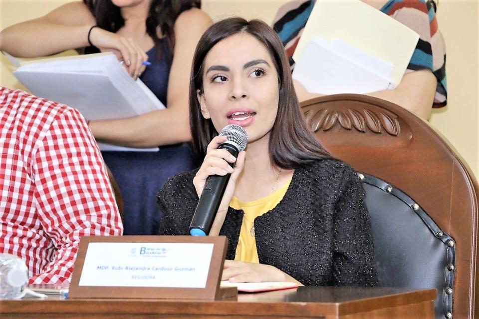 Nueva diputada será una aliada de Bahía: Jaime Cuevas