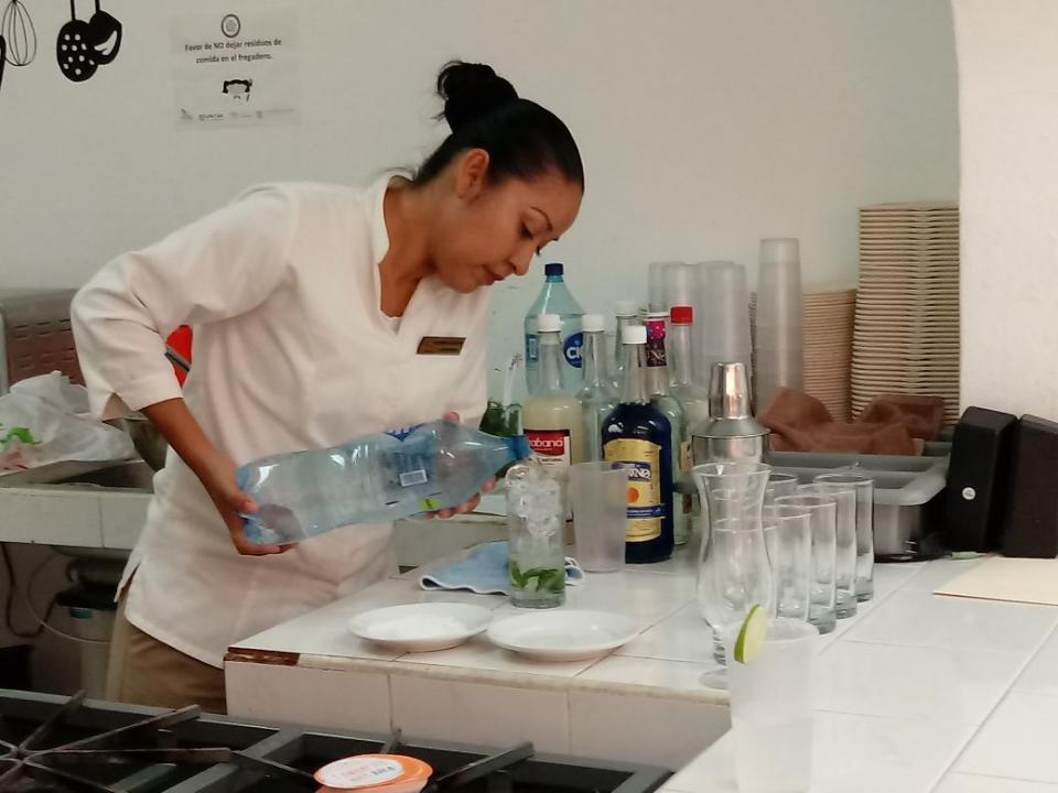 Casa Vinculación ofrece el taller de Elaboración de Bebidas