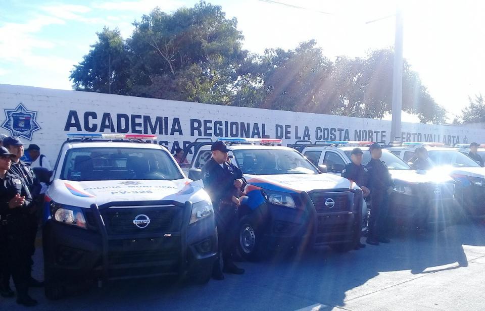 Suman 20 nuevas  patrullas a Vallarta