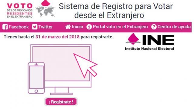 Manifiestan 57 mil 106 ciudadanas y ciudadanos mexicanos  residentes en el extranjero su intención de votar el 1 de julio