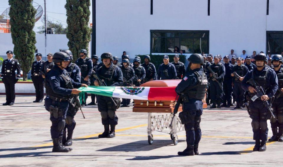 La muerte del comandante Exiquio Bernal no quedará impune: Herrera Valles