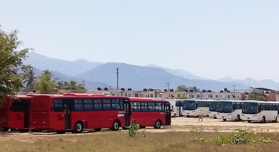 Programan para hoy, arranque  del nuevo transporte en Vallarta