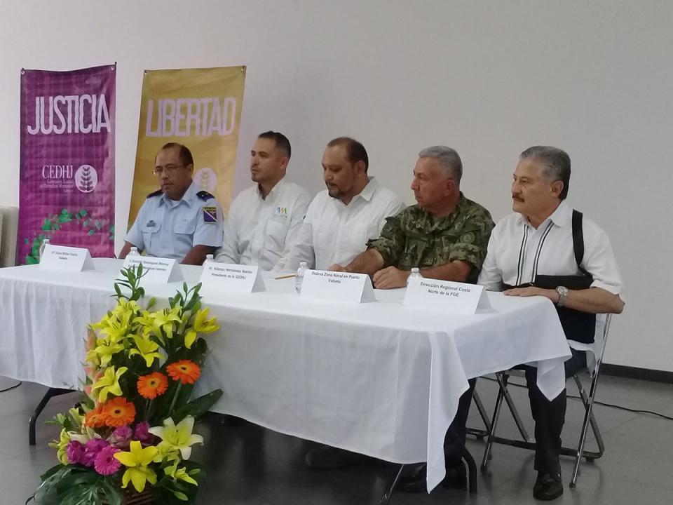 """Solicita CNDH """"dejar protagonismos"""" en tema de seguridad pública"""