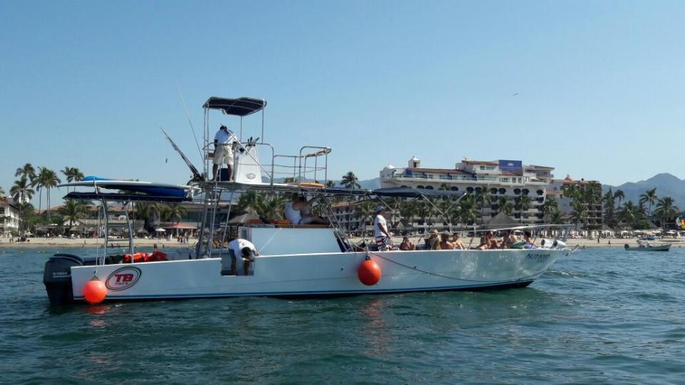 Verifican a embarcaciones turísticas  previo al periodo vacacional