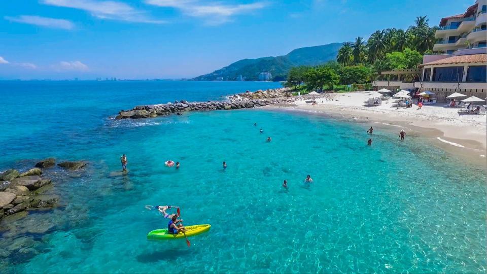 Afirman que las playas de Jalisco  son aptas para uso recreativo