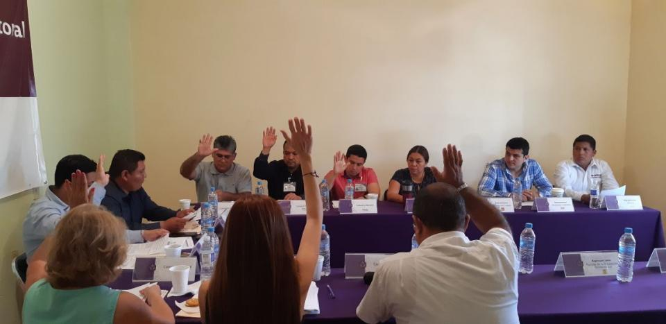 Falta completar las comisiones  municipales de 5 municipios