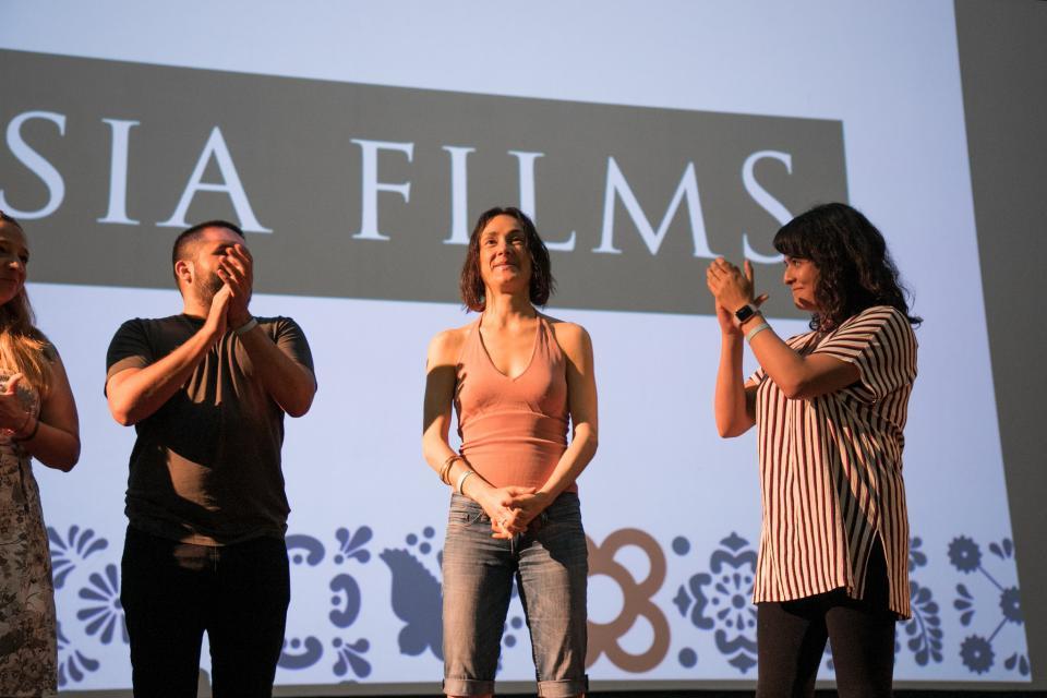 El camino del cine mexicano es  muy complicado: Astrid Rondero