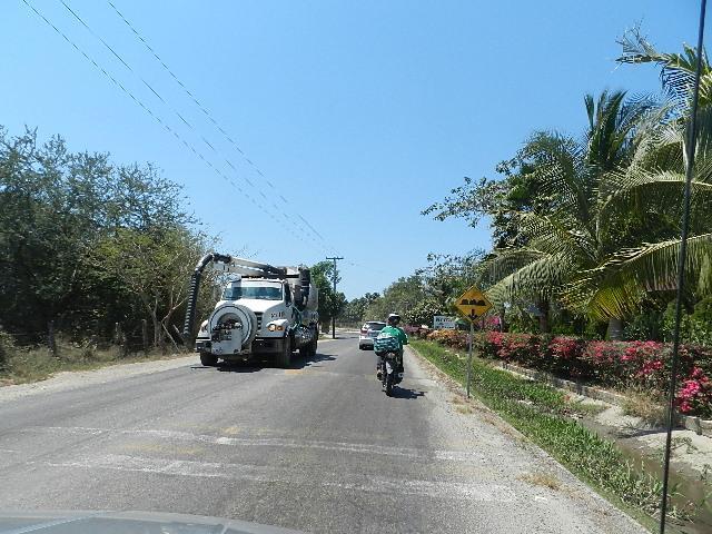 Urge mantenimiento al camino viejo  a Valle para aminorar accidentes