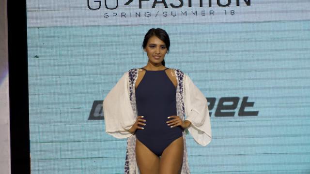 """Una fiesta de Glamour fue el  """"Go Fashion"""" en Galerías Vallarta"""