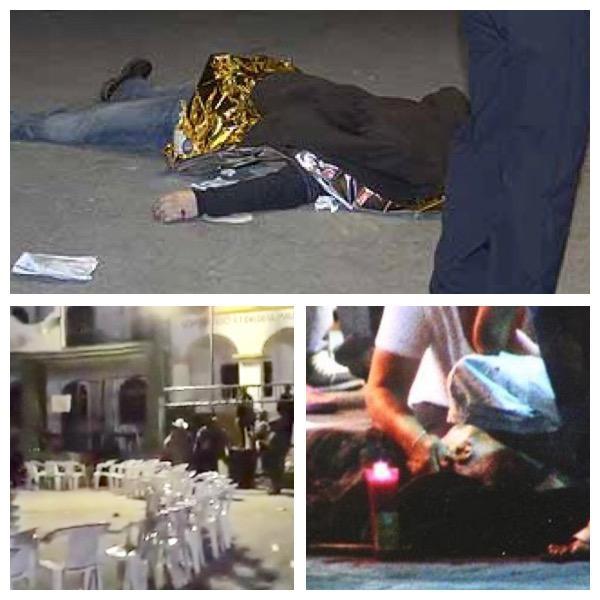 Lo que faltaba: Sicarios dispararon contra multitud en baile; hay tres muertos y doce heridos