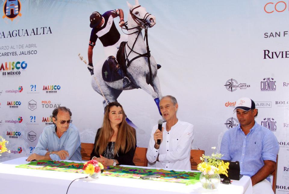 Anuncian la Cuarta Copa Jaguar  y la creación del circuito de Polo
