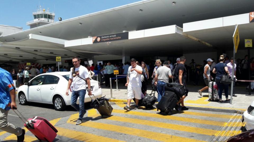 Registra el Aeropuerto de PV más de  medio millón de pasajeros en marzo