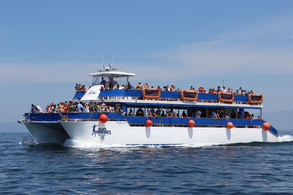 Más de 40 mil pasajeros en  embarcaciones turísticas