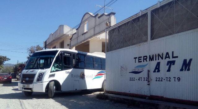 No puede impedirse circular al  transporte público en Vallarta