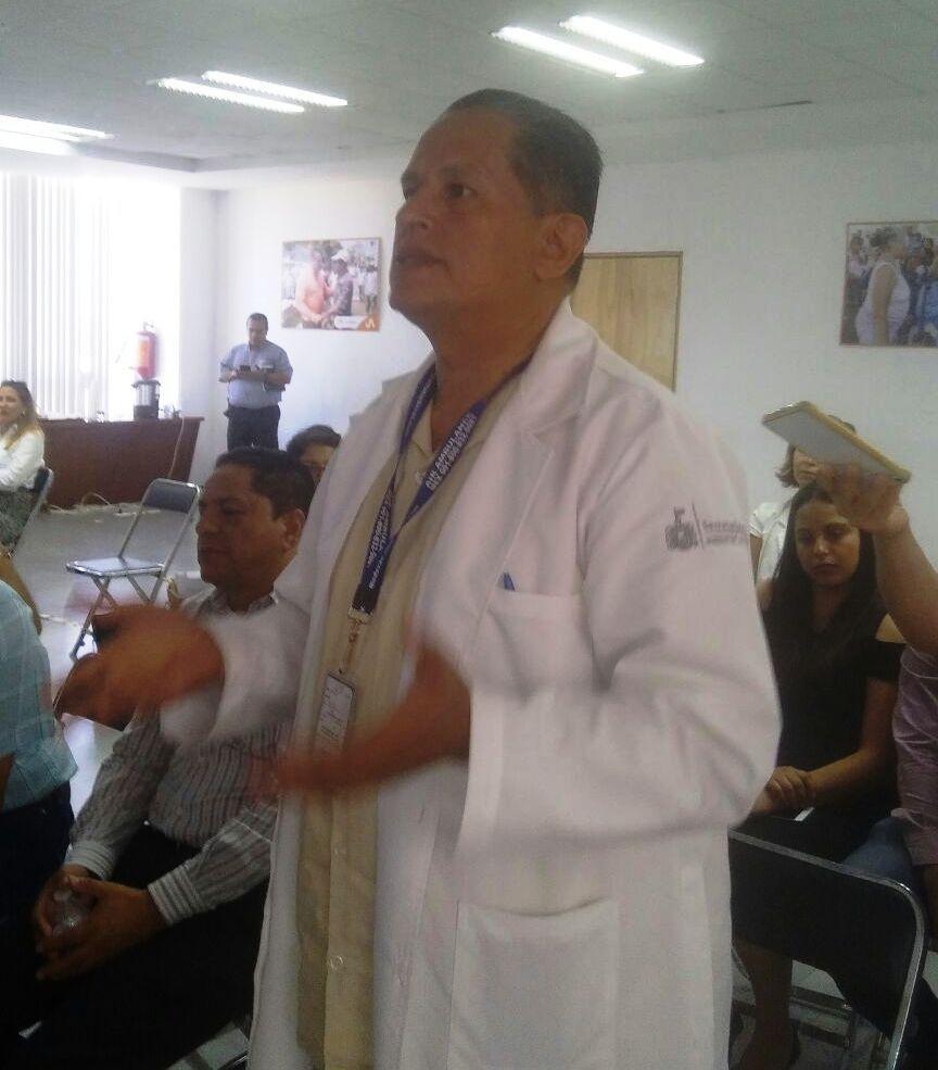 Piden al Regional, reportar ante  CEDH abandono de pacientes