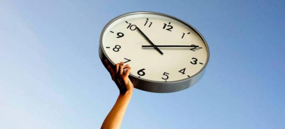 Estresa a personas  el cambio de horario