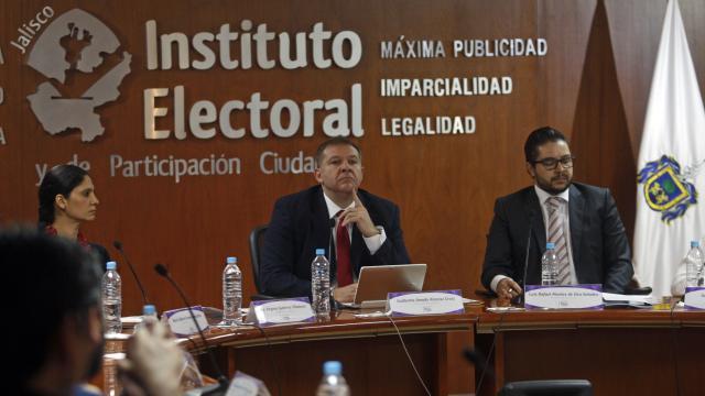 Aprueban formato para debate entre  candidatos a gobernador en Jalisco
