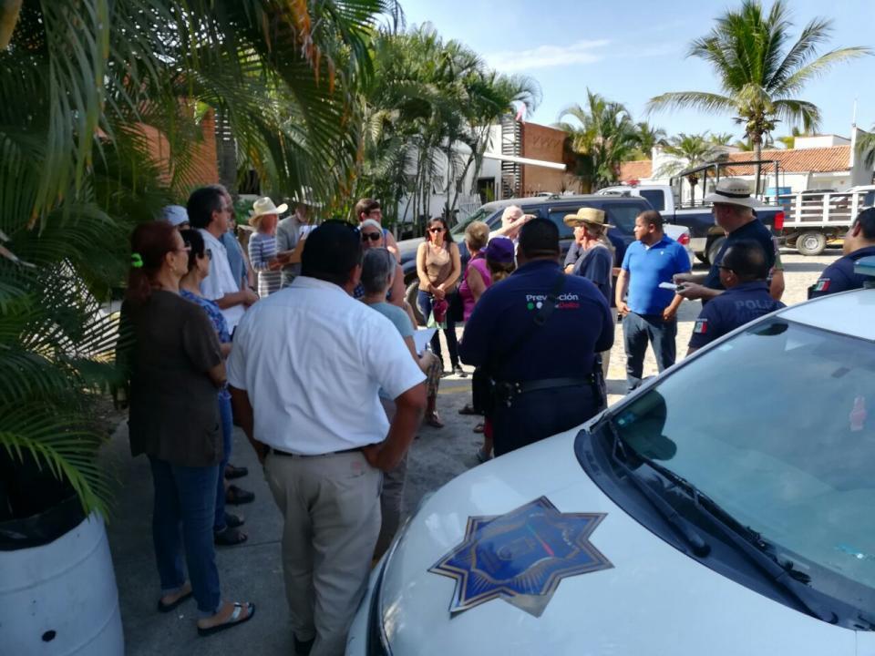 """Prevención del delito en Bahía  avanza con """"Vecino Vigilante"""""""