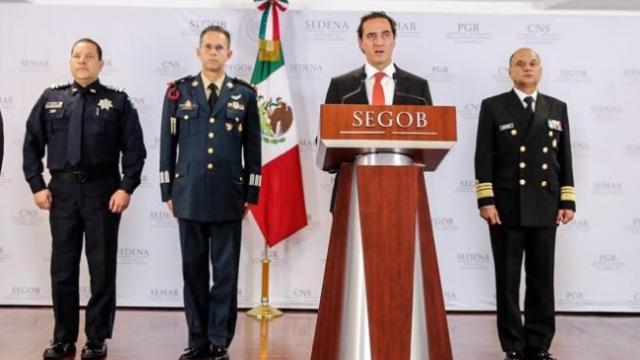 Capturan a presunto operador financiero del Cártel Jalisco Nueva Generación