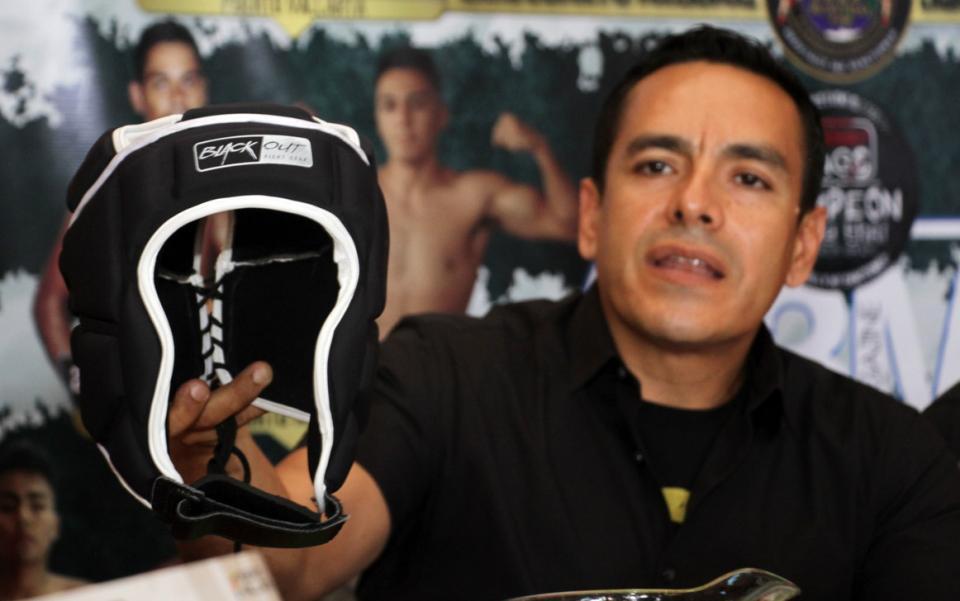 NOCHE DE MUAY THAI…    Defenderá Guardado  su campeonato