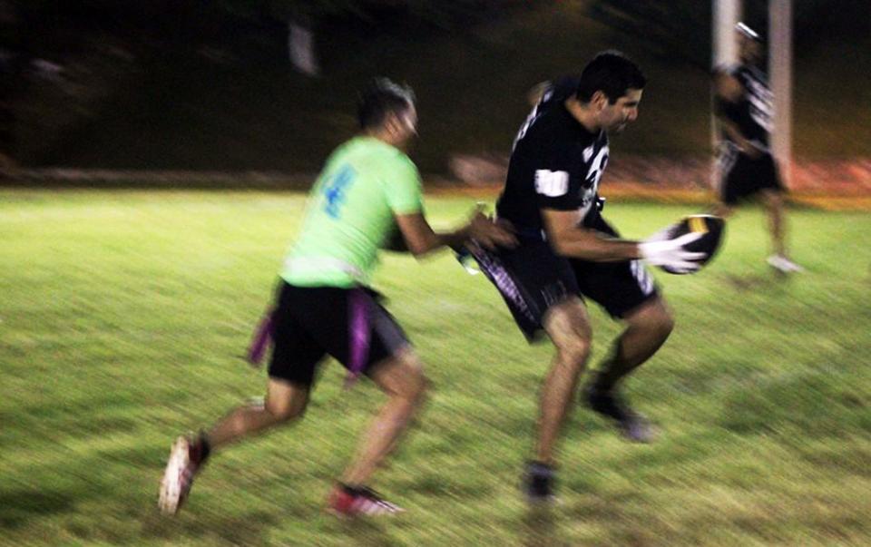 Reanudan Vallarta  Flag Football