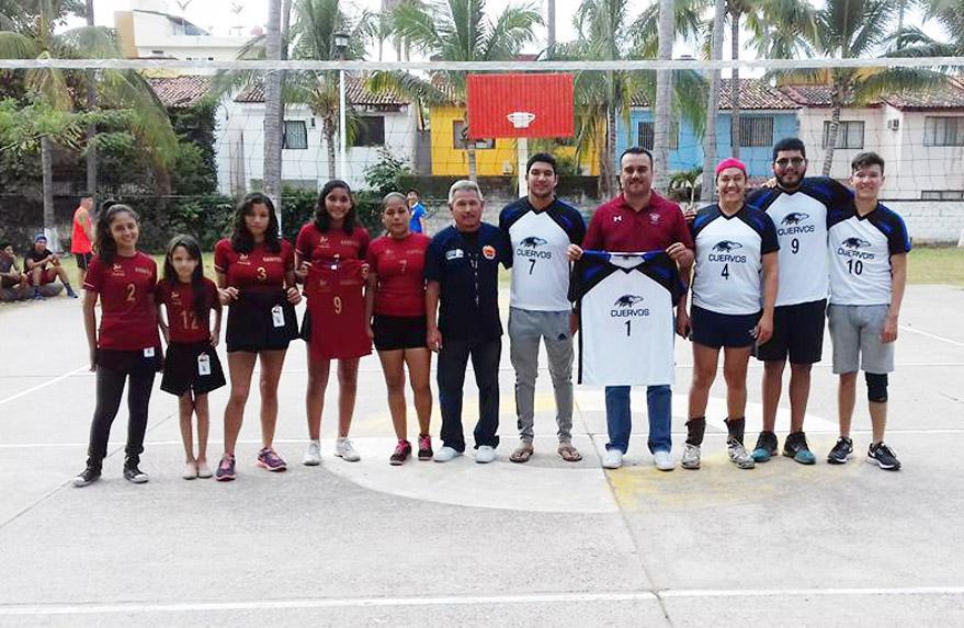 ACABARON LAS VACACIONES…    Reanudan el  Inter-delegacional