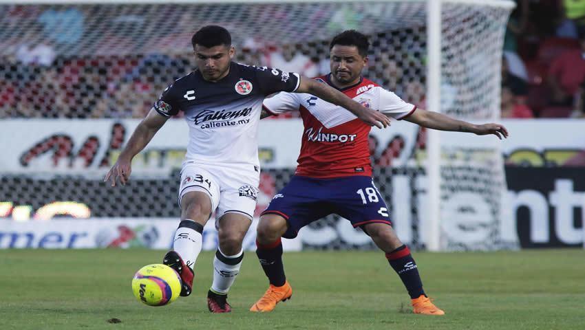 Veracruz respira en el descenso  con triunfo sobre Tijuana 1-0