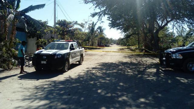 Coordinación policíaca frena delincuencia  en Tepic; se reportan tres abatidos