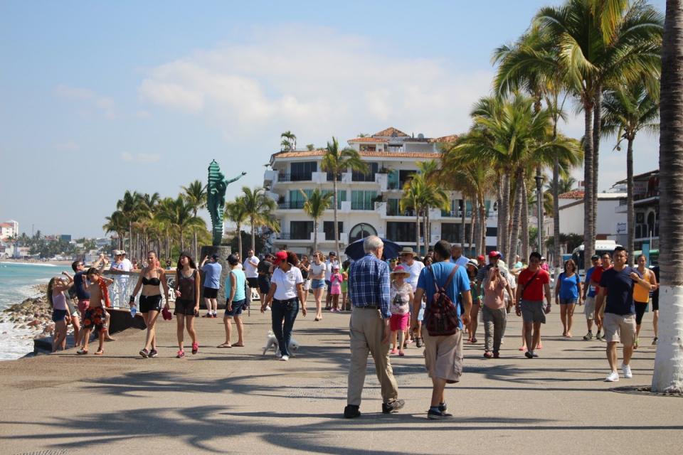 Va rebasando Puerto  Vallarta cifras del 2017