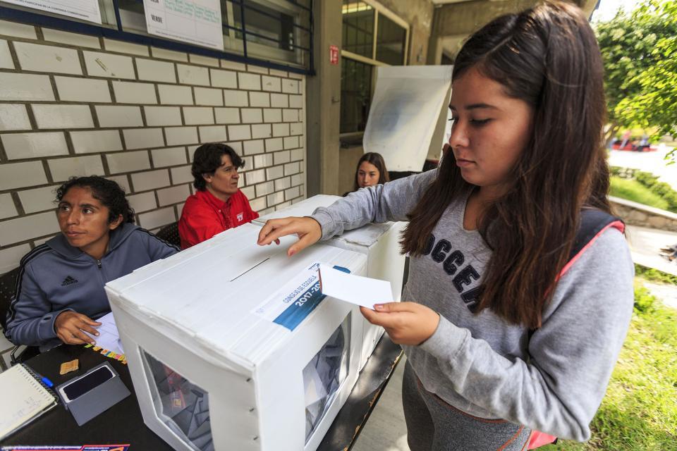 Prevén voto consciente y  razonado en Puerto Vallarta