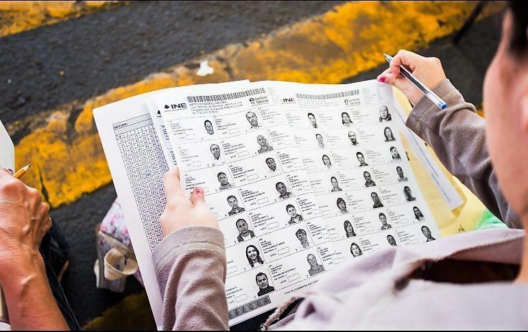Con derecho a voto, 282 mil 992  personas en el Distrito 05