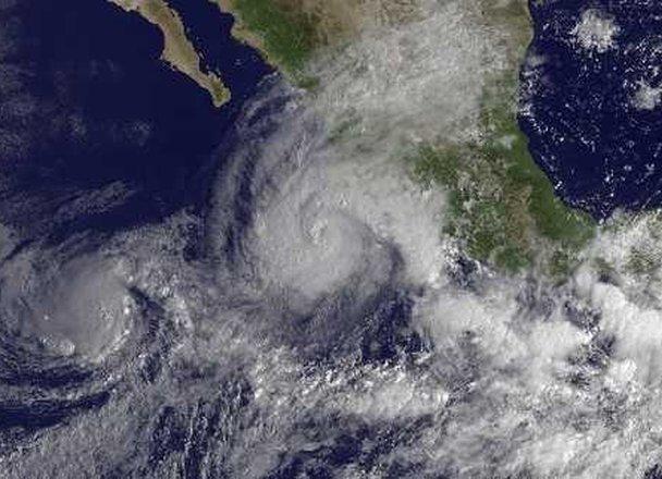 INICIA TEMPORADA DE HURACANES…    Podrían registrarse 16 ciclones  tropicales en el Pacífico