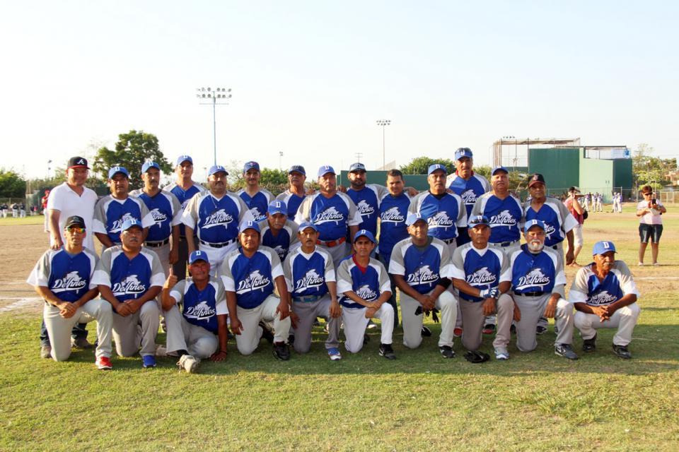 NACIONAL DE BEISBOL DE VETERANOS…    Mazatlán se coronó campeón