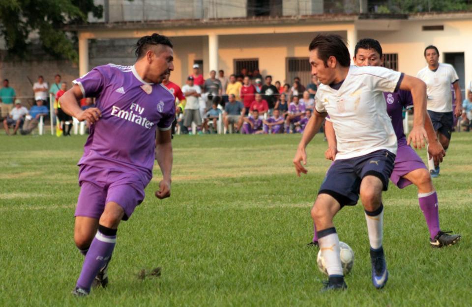 Hoy la jornada 19 de la  Liga Cascarita de Futbol