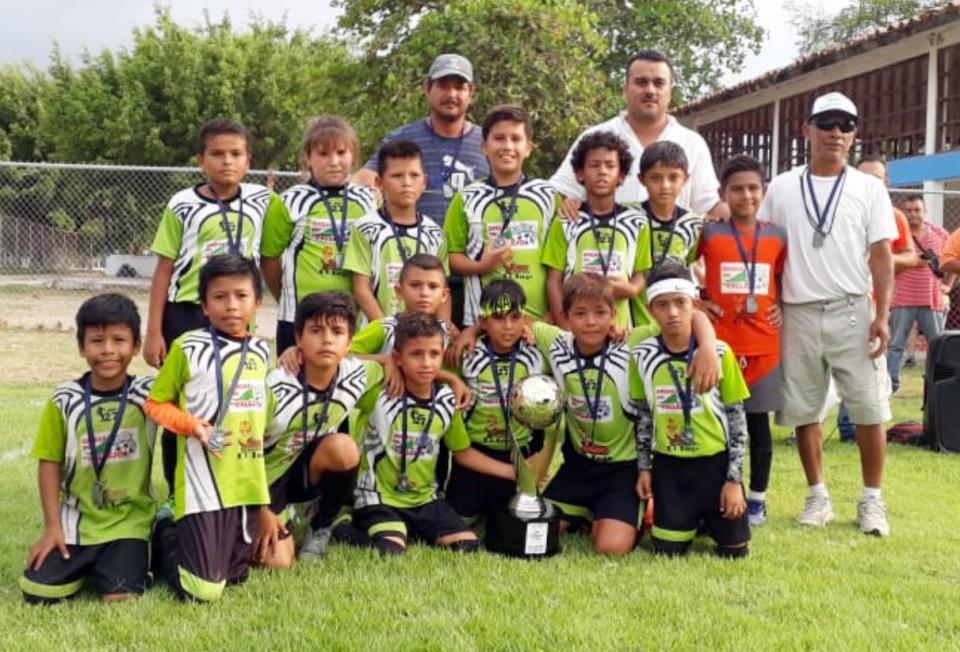 Dorados, Las Juntas y Jaguares  se coronan en Copa Centenario