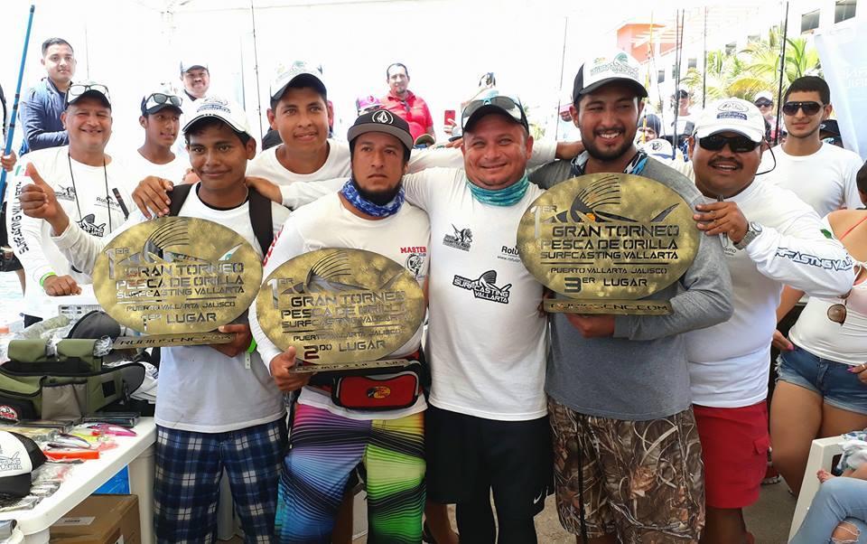 Gana Enrique Alonso con  robalo de 1.992 kilos