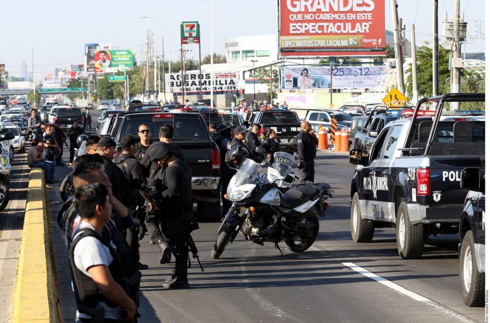 """Llegaron sicarios  a """"limpiar la plaza"""""""