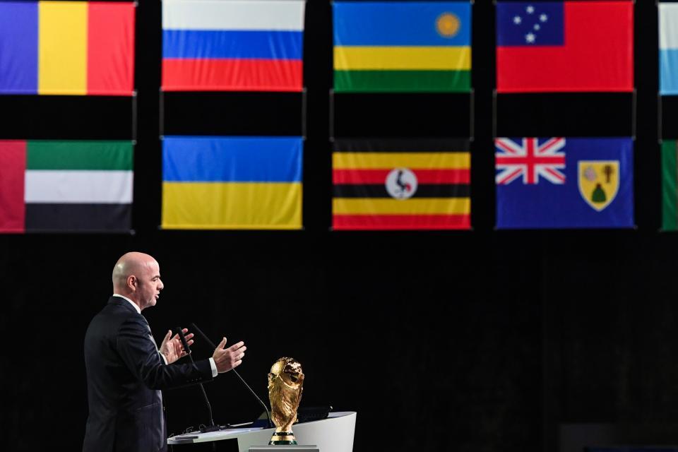 SE INAUGURA MUNDIAL DE FUTBOL…    Rusia, abre los  brazos al mundo