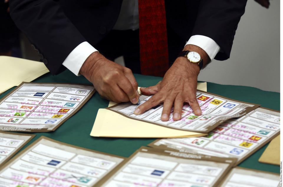 Restringen votación  en zona Wixárika