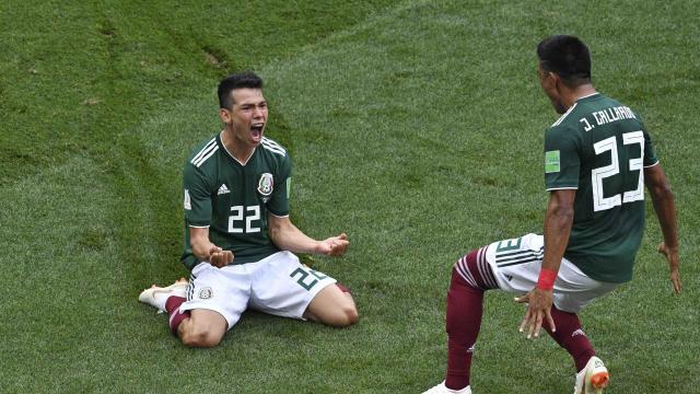 Contra los pronósticos, México hace historia y le pega 1-0 a Alemania