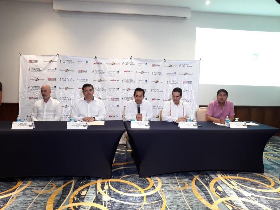 Refuerza conectividad PV y RN con  el vuelo de Panamá de Copa Airlines