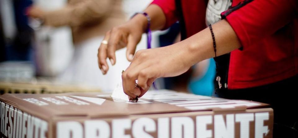 Se espera participación electoral  del 65% el día de la elección