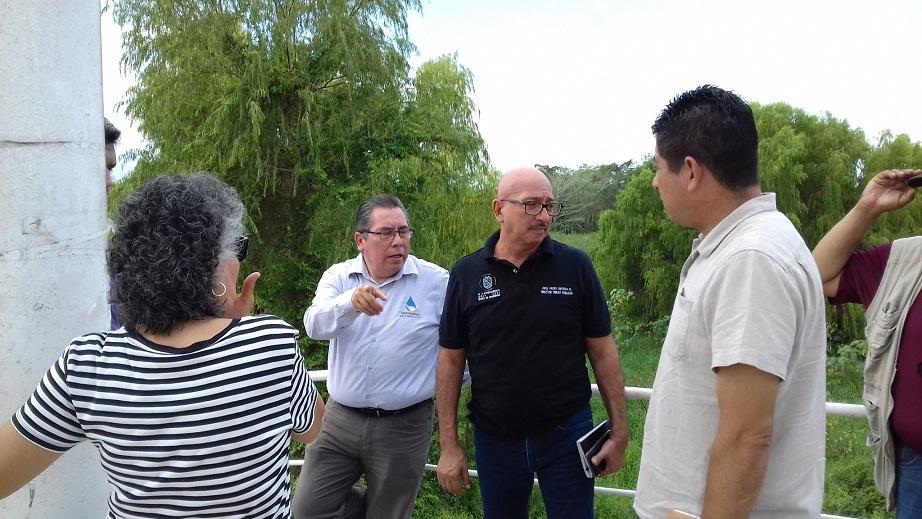 Buscan dependencias municipales, solución en puntos de inundación
