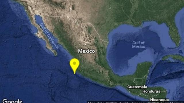 Se registra sismo de 5,9 en Cihuatán; se siente en PV