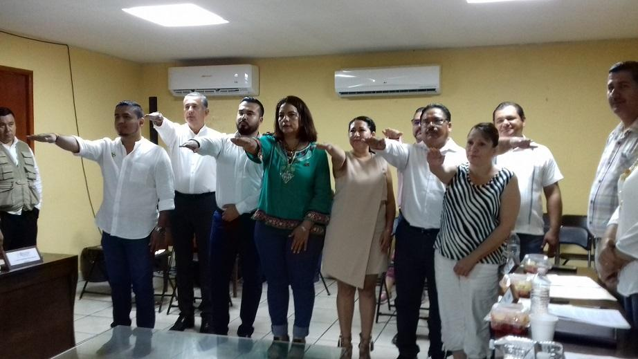 Quedó instalado, el consejo asesor del  instituto municipal de la vivienda en Bahía